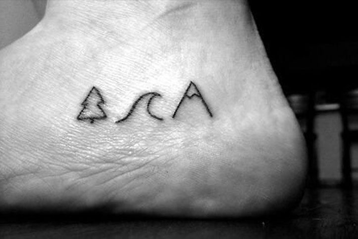 53. | 62 Good, Bad, And Deeply Regrettable Travel Tattoos - Mpora