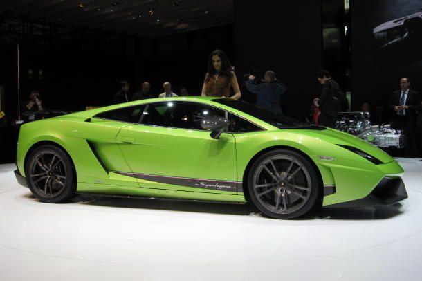 Lamborghini Superleggera. Swoon. 570 HP!