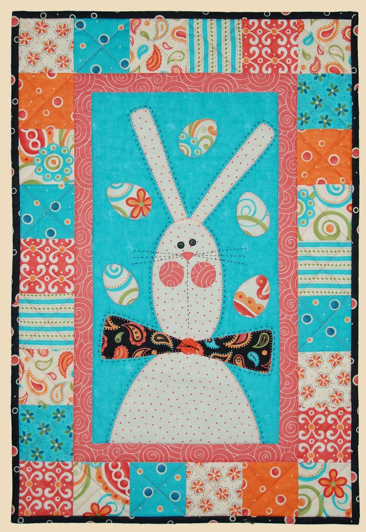 169 Best Images About Easter Quilts On Pinterest Quilt