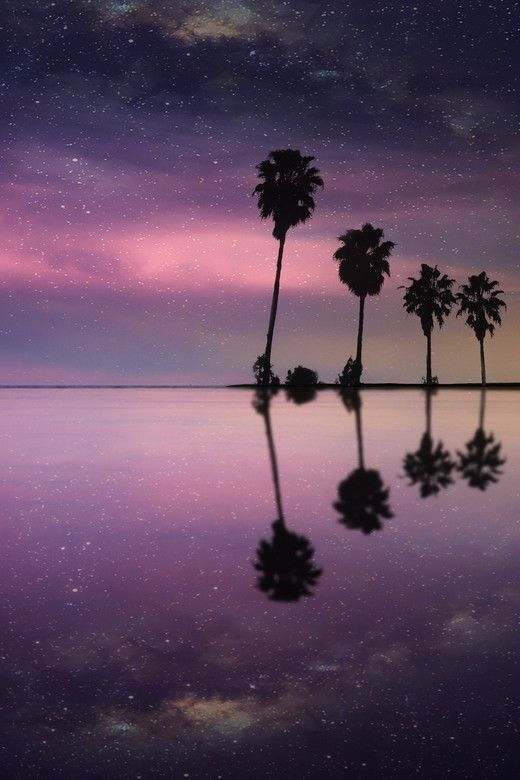 mauve sundxwn:under the starry skiesby Ajay George