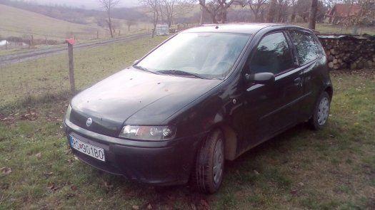 Fiat Punto 1,2 - Rimavská Sobota, predám