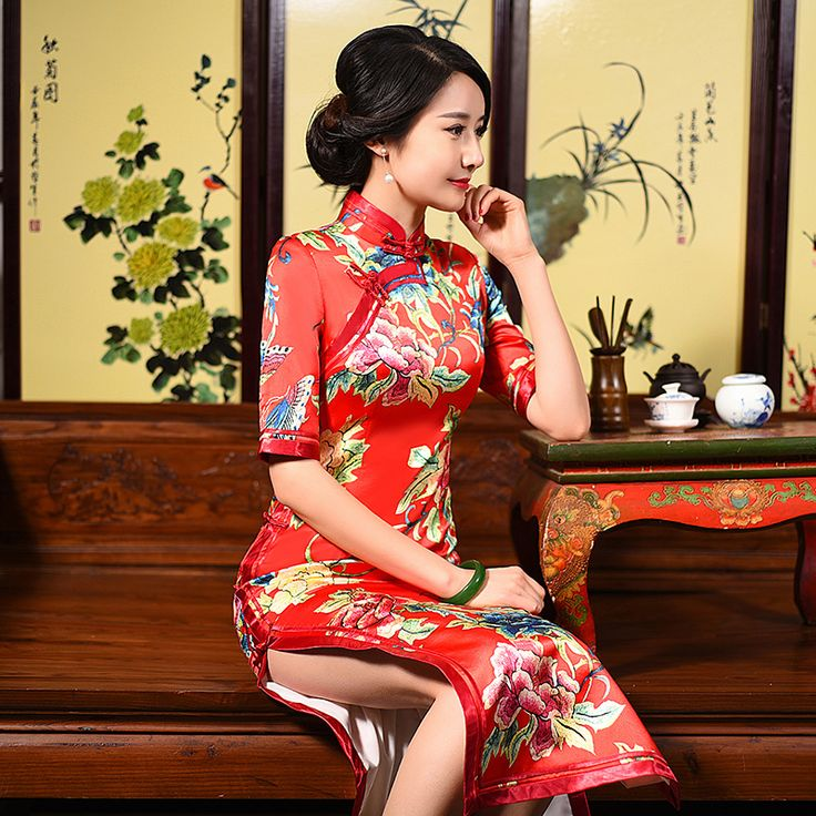 Cheongsam chinese clothing websites            https://www.ichinesedress.com/