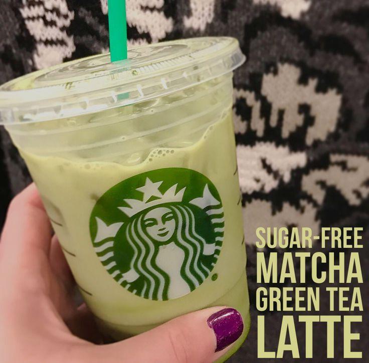 Starbucks Sugar-Free Matcha Green Tea Latte Review