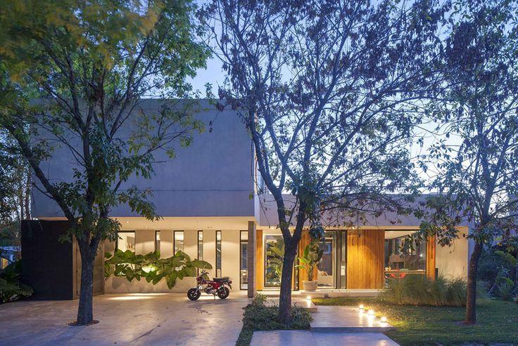 Casa Tana | Estudio Pka |
