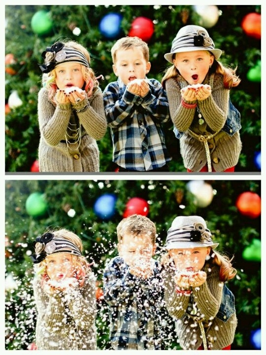 Cute idea for a picture