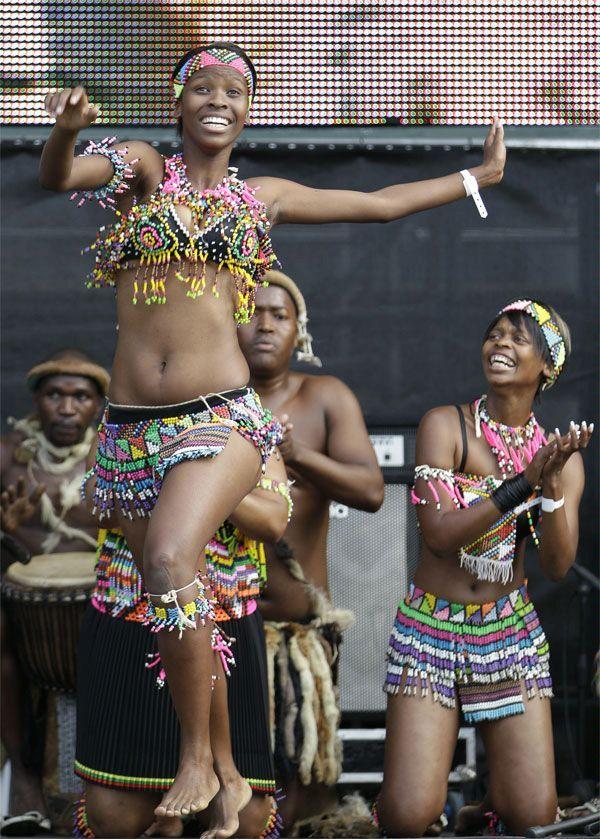South African Folk Dance