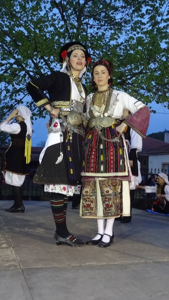 MACEDONIAN CLOTHES - AKATHIA IMATHIAS - GREECE ΑΓΚΑΘΙΑ ΗΜΑΘΙΑΣ.