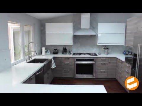 X  White Kitchen Cabinet Los Angeles Ca