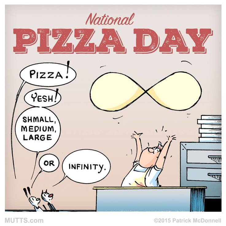 Mooch and Earl have infinite love for NationalPizzaDay