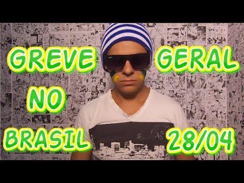 Greve geral no brasil