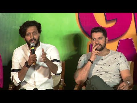 Great Grand Masti team comes together to speak against PIRACY | PART 3