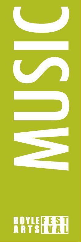 Civicmedia Banners for the Boyle Arts Festival.  www.civicmedia.ie