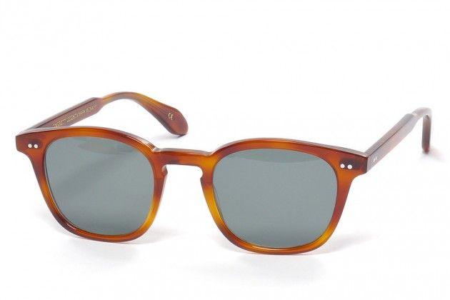 Mark McNairy x Garrett Leight 2013 Eyewear Collection