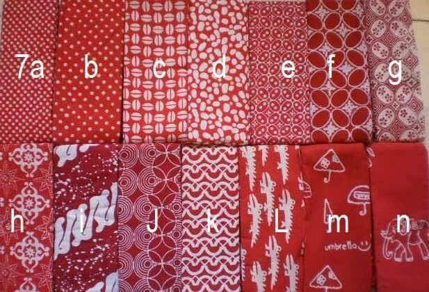 Handstamped batik Garut, West Java, Indonesia. IDR 75K. Prima cotton. For more info please whatsapp +6287839362005 BBM 745255A1, line : retawidya