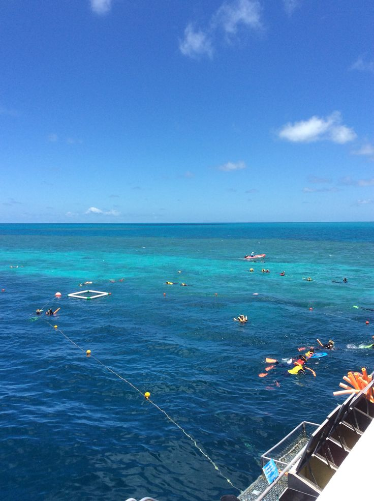 The Great Barrier Reef 25.12.14