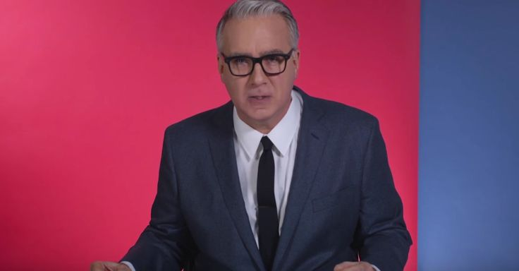 Keith Olbermann cannot contain himself in what may be the most vicious indictment of Trump ever recorded