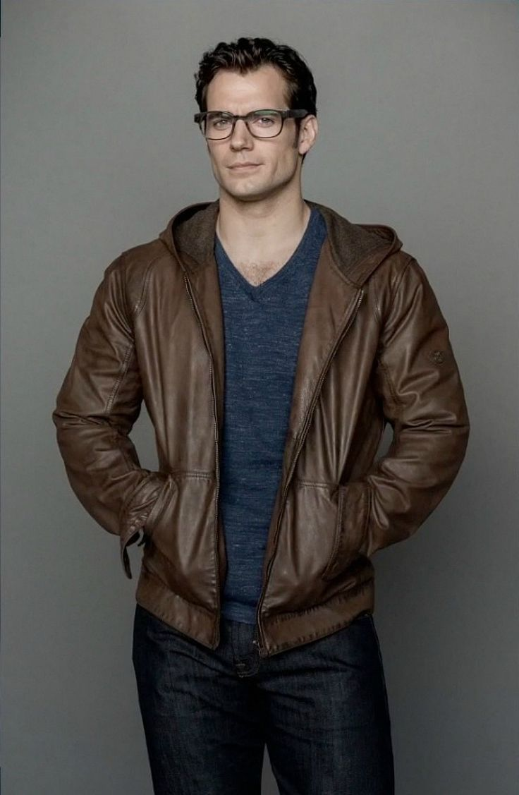 Clark Kent Superman Photoshoot From Dc Extended Universe