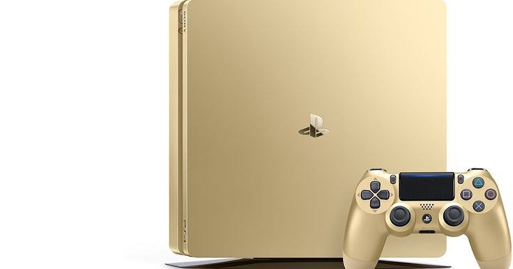 All new Video Game of Superb Quality - Sony's PlayStation 4 Slim 1-TB Gold Console. Get complete guide and grab it from here itself.  All new Sony's PlayStation 4 Slim 1-TB Gold Console. Get complete guide and grab it from here itself.  Get this Video Game from here  Special offers and product promotions  Platform For Display:PS4 Slim Gold 1TB|Edition:Console Bundle  6 Month Financing:For a limited time purchase $149 or more using theAmazon.com Store Cardand pay no interest if paid in full…