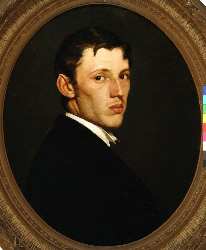 P.M. Slager, Portret van mijn zoon Piet