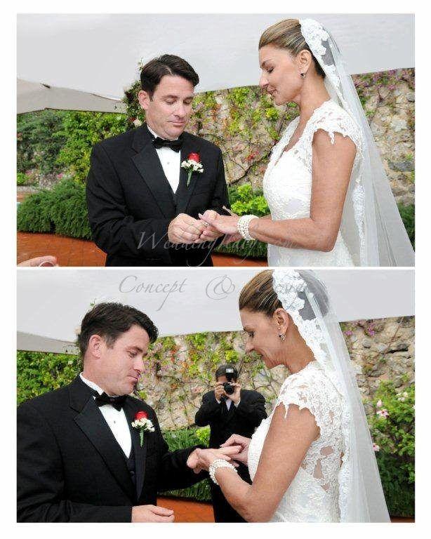 Karen and Matt luxury Amalfi Coast villa wedding   WeddingItaly   The blog