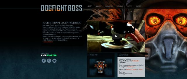 Dogfight Boss | Home