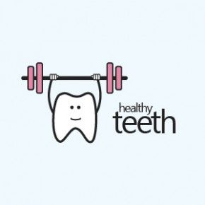 Creative-healthy-teeth-logo