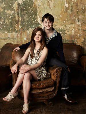 Mr. & Mrs. Potter
