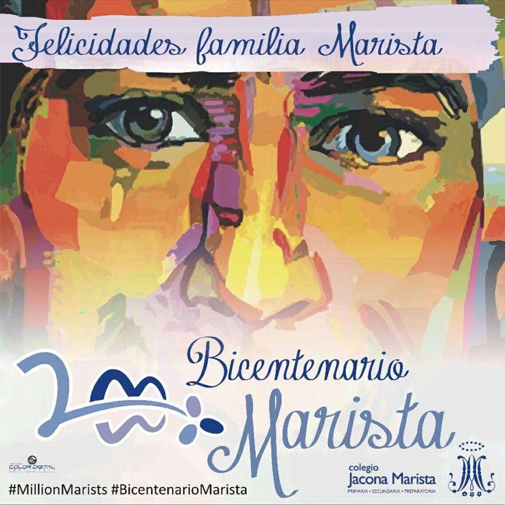 Celebrando 200 años de ser familia Marista #ComunidadMaristaJacona