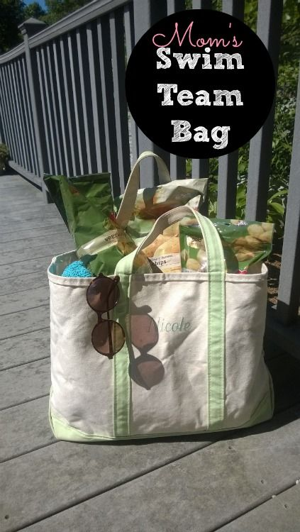 Beach Bag Essentials for Swim Team Moms | MomTrends #sponsored by @CVS_Extra