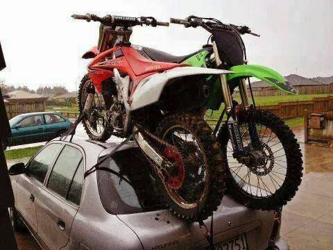 1000 Images About Motorcycle Trailers On Pinterest Car