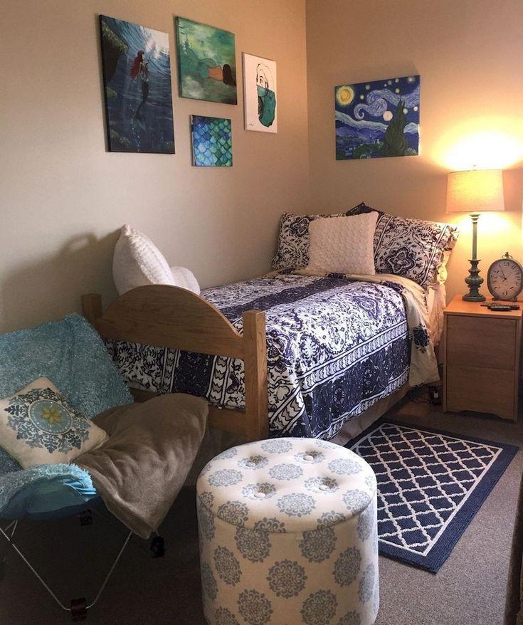 40+ Luxury Dorm Room Decorating Ideas On A Budget | Cozy ... on Luxury Bedroom Ideas On A Budget  id=20402