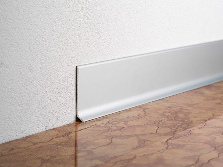 Battiscopa BA450ASN - aluminiu eloxat  Lungime 2.7m  Inaltime 4.5cm  Adancime 11mm  Comanda la telefon 0734 396 390