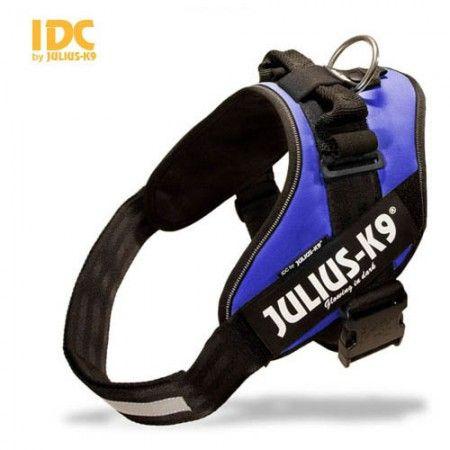 Julius K9 IDC-Powerharness 0 Blue - Julius-K9 Julius-K9 IDC-Powerharness IDC 0 - globaldogshop.com