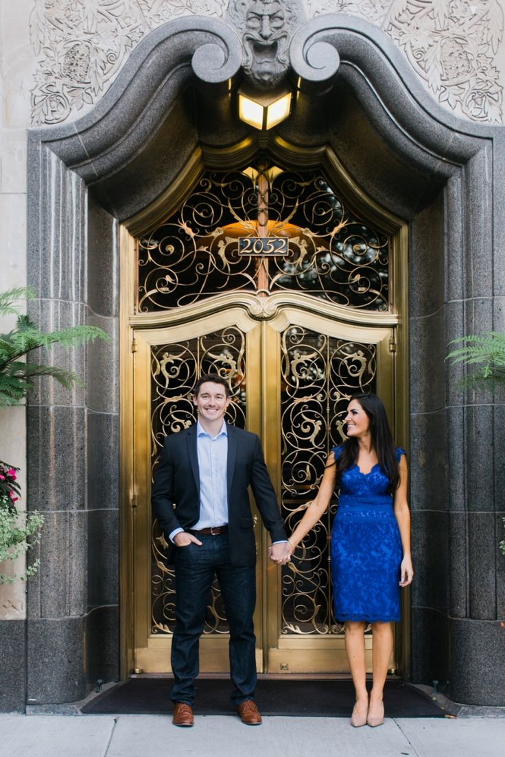 Lincoln Park Chicago Engagement Photos                                                                                                                                                                                 More