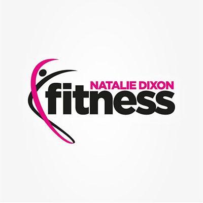 Natalie-Dixon-Fitness-Logo-Design