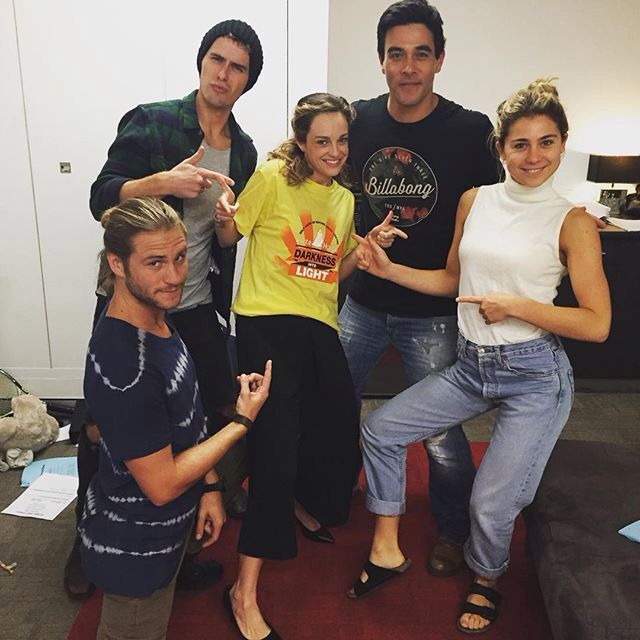 home and away cast
