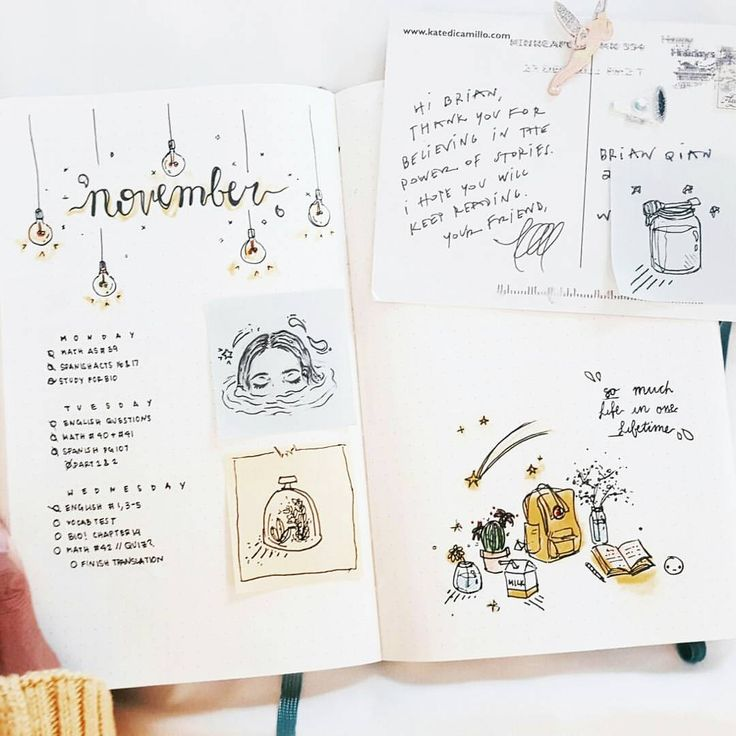 "5,221 mentions J'aime, 66 commentaires - Bullet Journal + Studygram (@studywithinspo) sur Instagram : ""the evolution of my bullet journal in 7 pics"""