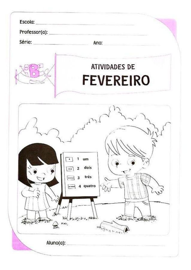 Letramento Divertido 5 6 Anos Volume 5 Atividades Educativas