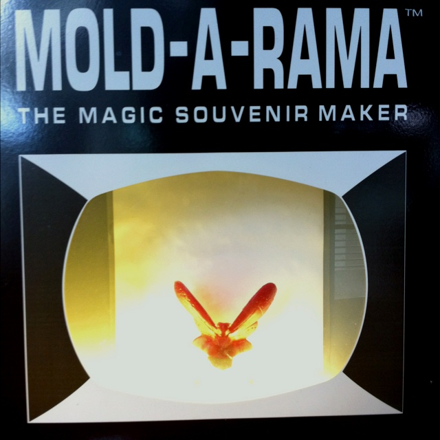 Butterfly Mold-A-Rama at MOSI in Tampa.