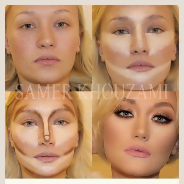6 Amazing Make-Up Transformations