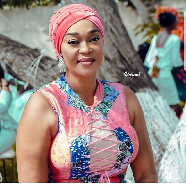 Happy Birthday To Veteran Actress Kalsoume Sinare God Richly
