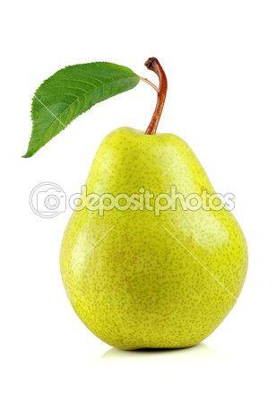 Pearpear, hruška ovoce, hrušky, samostatný bílé pozadí, hruška v bílém, asijské hrušky, zahrada hruška