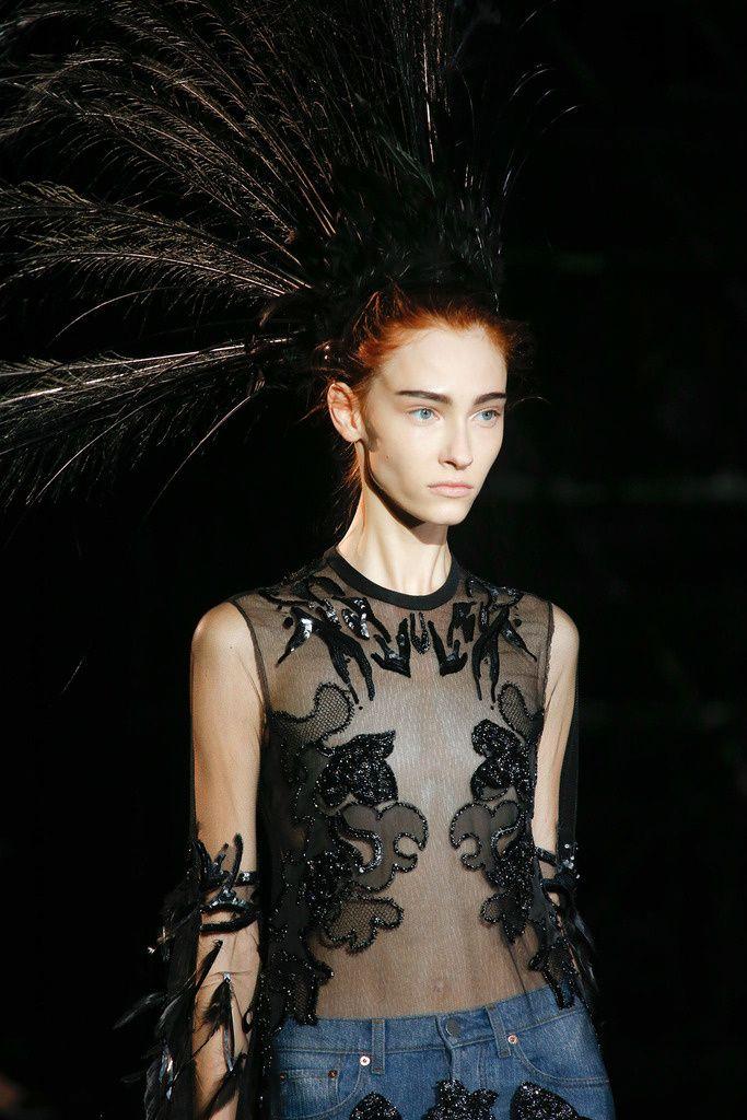 Louis Vuitton ss/14 #pfw