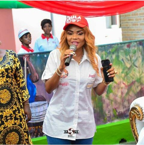 Heres What Iyabo Ojo Did Before Starting Her Amala Business