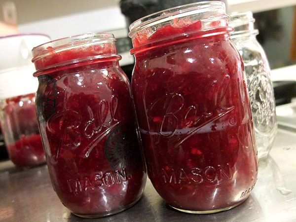 """Homemade Cranberry Sauce Recipe for Canning - Putting Up with Erin - Featuring Secret Ingredient """"Cynar"""""""