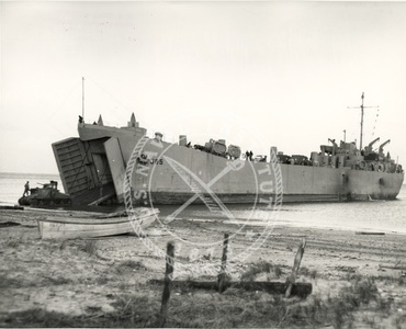 One of the ships my dad served on in the Navy WWII