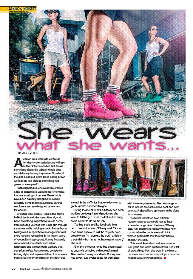 An article in Skippers Aviation inflight mag