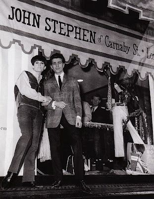John Stephen, the man whose vision made Carnaby Street the world's most famous shopping mile, has largely been forgotten.