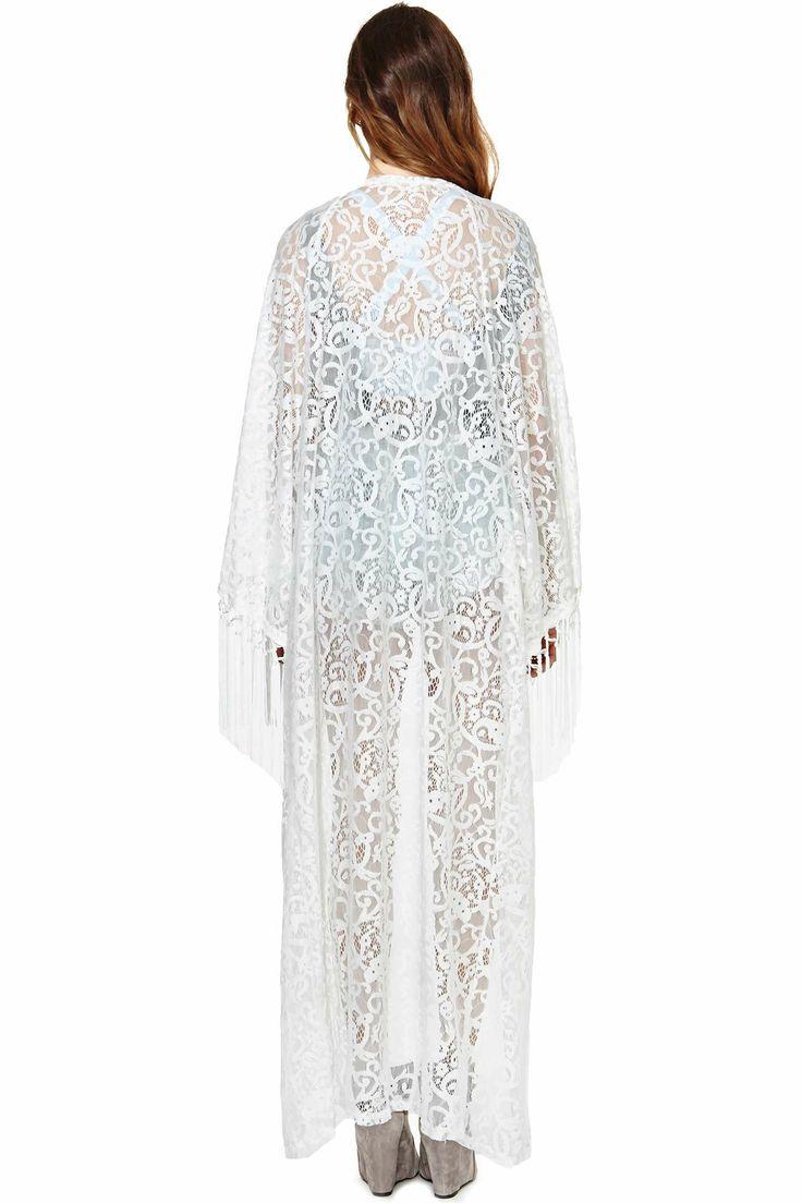 Reverse Stevie Nicks Kimono | Shop Tops at Nasty Gal | KIMONOS Y TÚNICAS | Pinterest | Kimonos ...
