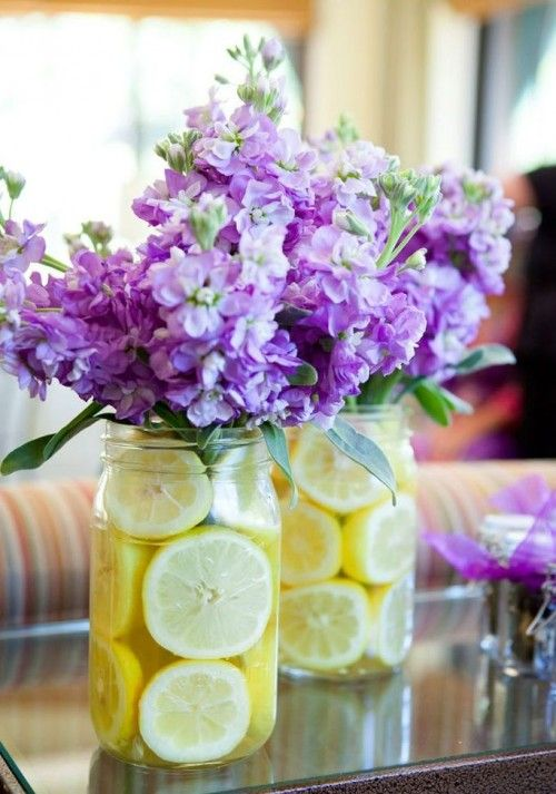 Spring bridal shower ideas...this color combination is beautiful.